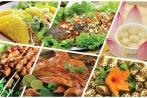 Món ngon không cưỡng tại Hội chợ ẩm thực Đất Phương Nam 2017