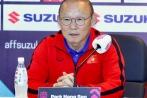 HLV Park Hang-seo quyết đổi vận cùng tuyển Việt Nam