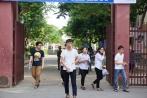 Thí sinh Nghệ An bị đình chỉ vì mang điện thoại vào phòng thi