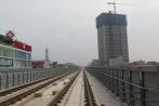 """Ban QLDA nói gì về """"ray đường sắt Cát Linh-Hà Đông bị gỉ""""?"""