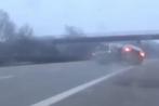Video: Audi phóng hơn 200km/h chạy cảnh sát gây tai nạn liên hoàn