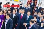 Video: Lễ đón Chủ tịch Trung Quốc ở sân bay Đà Nẵng