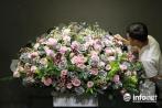 Đại gia Sài Gòn mua bó hoa hồng 65 triệu tặng vợ ngày Valentine