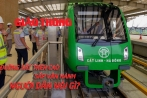 Video: Đường sắt trên cao sắp vận hành, người dân nói gì?