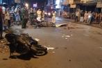 TP.HCM: Tai nạn liên hoàn khiến 6 người thương vong