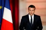 Ông Macron tuyên bố Pháp không công nhận Crimea là của Nga