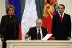 Ông Putin ký sắc lệnh về hạn chế quan hệ với Triều Tiên
