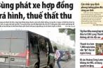 Tin mới nhất, hay nhất trên Báo Giao thông ngày 17/5/2018