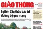 Tin mới nhất, hay nhất trên Báo Giao thông ngày 16/10/2018