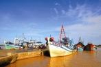 Điều chỉnh quy hoạch cảng trung chuyển Trần Đề