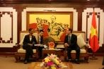 Việt Nam - Hoa Kỳ hợp tác quản lý không lưu