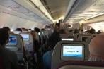 Hành khách hoảng sợ vì máy bay bỗng nhiên rung bần bật