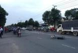 Truy tìm tài xế lái ô tô tông chết người rồi bỏ trốn