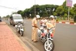 Thái Bình: Xử nghiêm vi phạm giao thông có dấu hiệu tội phạm