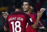 Bồ Đào Nha và Ronaldo có thể vắng mặt tại World Cup 2018?