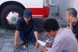 """Thừa Thiên-Huế: Xe dù đua nhau """"vét"""" khách trong nội đô, bệnh viện"""