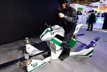 Môtô bay dành cho Cảnh sát Dubai