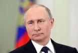 Tổng thống Putin cảm ơn du khách