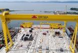 Nga bắt đầu sản xuất hàng loạt tàu vận tải chở dầu Aframax