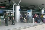 An ninh hàng không thắt chặt ngày ông Trump ra Hà Nội