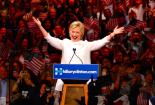 Bà Clinton nhận tin vui, Trump quan ngại gian lận