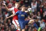 Arsenal vs MU: Hai nhát kiếm chí mạng
