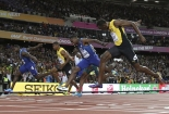 """VĐV hai lần dùng doping đánh bại """"tia chớp"""" Usain Bolt"""