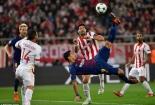 Messi tịt ngòi, Barca sa lầy trước Olympiakos