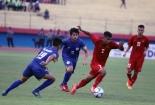 U19 Việt Nam thăng hoa, trút mưa bàn thắng vào lưới U19 Philippines