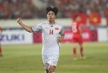 """Lộ diện """"lá bùa may mắn"""" của đội tuyển Việt Nam trước Malaysia"""