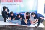 200 thành viên Otofun Hải Phòng học cách sơ cứu nạn nhân TNGT
