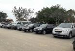 Hải Phòng: Vẫn xuất hiện xe biển xanh tại lễ hội