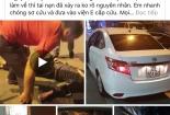 Người lạ sơ cứu, dùng xe đưa nạn nhân TNGT đến viện là ai?