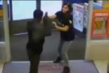 Clip: Cô gái xinh đẹp hạ gục tên cướp