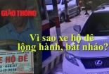 Video: Vì sao xe hộ đê lộng hành, bát nháo?