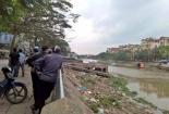 Phát hiện thi thể người đàn ông nổi trên sông ở Hải Phòng
