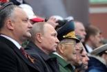 Tổng thống Moldova tuyên bố không ký luật chống Nga