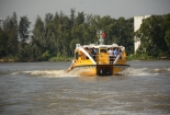 Video: Nhộn nhịp buýt đường sông ngày đầu khai trương