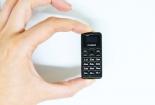 Điện thoại nhỏ nhất thế giới chỉ nặng vỏn vẹn 13g