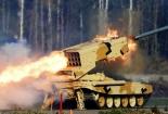 """Báo Đức cảnh báo về """"vũ khí địa ngục"""" TOS-2 của Nga"""