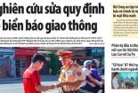 Tin mới nhất, hay nhất trên Báo Giao thông ngày 8/8/2018