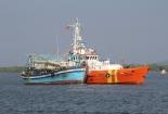 Hỗ trợ thông tin cứu nạn kịp thời hơn 100 thuyền viên