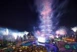 Thế giới mở đại tiệc bắn pháo hoa mừng năm mới 2017