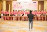 Những màn tập luyện sexy của thí sinh HHVN 2018 tại FLC Quy Nhơn