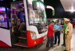 Khánh Hòa: Liên tiếp xử lý xe khách giường nằm vi phạm