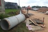 Đứt dây cáp xe cẩu làm 1 người chết ở Quảng Trị
