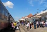 Đường sắt giảm mạnh giá vé tàu sau cao điểm hè