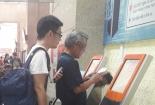 Hành khách cần loại giấy tờ gì khi mua vé tàu online?