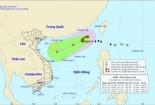 Tin bão số 6 Aere mới nhất: Di chuyển chậm trên Biển Đông