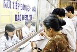 BHXH không dừng ký hợp đồng BHYT với bệnh viện tư nhân